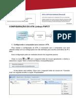 ATA PAP2T LINKSYS Manual Directcall