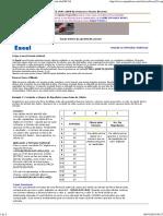 Seção EXCEL - Usando Fórmulas Matriciais - Portal AbcDICAS