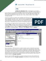 VBA - Visual Basic for Aplications