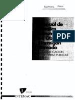 Calavera Manual de Detalles Constructivos en Obras Publicas