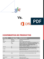 Office 365 vs. Google Apps v3