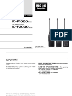 IC-F1000 F2000 OperatingGuide