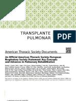 Guidelines RP -Transplante Pulmonar