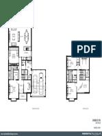 RBWA Hamilton Floorplan