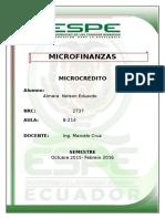 Micro Créditos