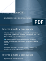 Ing Economica Interes simple y Compuesto