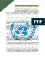 Guia de Estudio Organización de Las Naciones Unidas