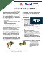 Análisis ISO 4021