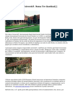 "Lanciato Oggi All'Università Roma Tre Quokka"""