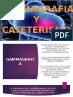 Gammagrafia y cateterismo