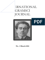 International Gramsci Journal, No.3, March 2011 -IGJ3