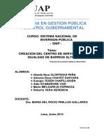 Trabajo Final SNIP (28JUN2015)