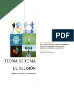 Comprensión de La Teoria de Toma de Decisiones_OR