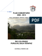 26 Plan Comunitario Rio Colorado