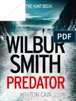 PREDATOR by Wilbur Smith