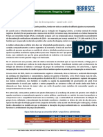 Boletim Monitoramento Abrasce Janeiro 2015