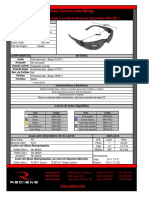 Ficha Tecnica Mirage-TDS