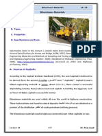 Lec 14 Highway Engineering - Asphalt Types Tests and Specifications