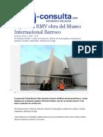 03-01-2016 E-consulta - Supervisa RMV Obra Del Museo Internacional Barroco