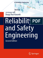 Reliability and Safety Engineering 2nd Ed [2015]