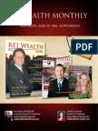 REI WEALTH MONTHLY - MEDIA KIT