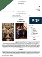 San José - Enciclopedia Católica