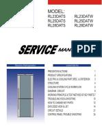 Fonkelnieuw Samsung RSG5FURS.pdf | Refrigerator | Ac Power Plugs And Sockets YF-95