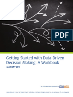 data driven decision making 1 workbook