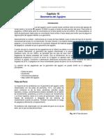 Geometria del agujero en la perforacion de pozos petroleros