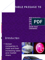A Profitable Passage to India Updated