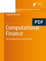 Computational Finance an Introductory Course With R