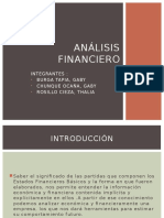 Analisis Financiero. Expo