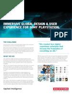 Bae Systems Ai Sony Playstation Case Study