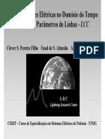 ApresentacaoAula5 - Calculo de Parametros de Lineas LCC