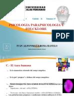 Psicología Humana Psicologia Parapsicología y Folcklore 2014 I Sem04