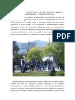 Marco Teórico y Conceptual. La Acción Colectiva Violenta Entendida Desde La Contienda Política
