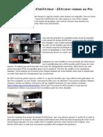 Conseils de Design d'intérieur - décorer comme un Pro