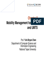 Mobility Management for GPRS and UMTS