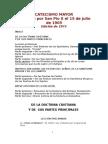 CATECISMO MAYOR - San Pio X