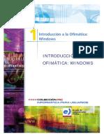Introduccion a La Ofimatica ( Windows)