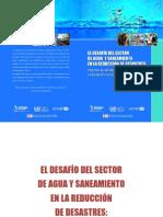 Desafio del Sector de Agua y Saneamiento en la Reduccion de Desastres.pdf