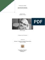 Michel Foucault, Βιοηθική του Εαυτού (2010)