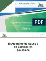 Transforma y Venceras(Algoritmos )