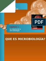 Capitulo 1 Microbiologia Medica