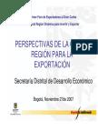 Perspectiva s Ciudad Region