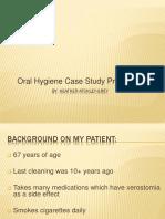 oral hygiene instructions