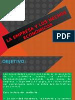 La Empresa y Los Hechos Economicos [Autoguardado]