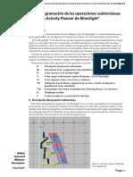 Programacion de Las Operaciones Subterraneas Con MSAP