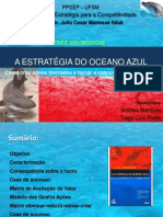 Estrategia Oceano Azul