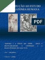Introdução Ao Estudo Da Anatomia Humana II